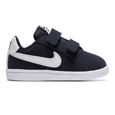 df1260f155c Nike Court Royale Toddlers Shoes Navy   White US 2