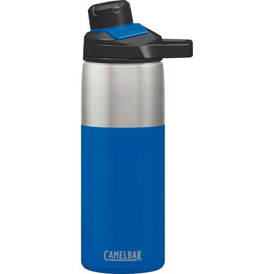Camelbak Chute Magnetic Stainless Steel 600ml Water Bottle Cobalt, Cobalt, rebel_hi-res