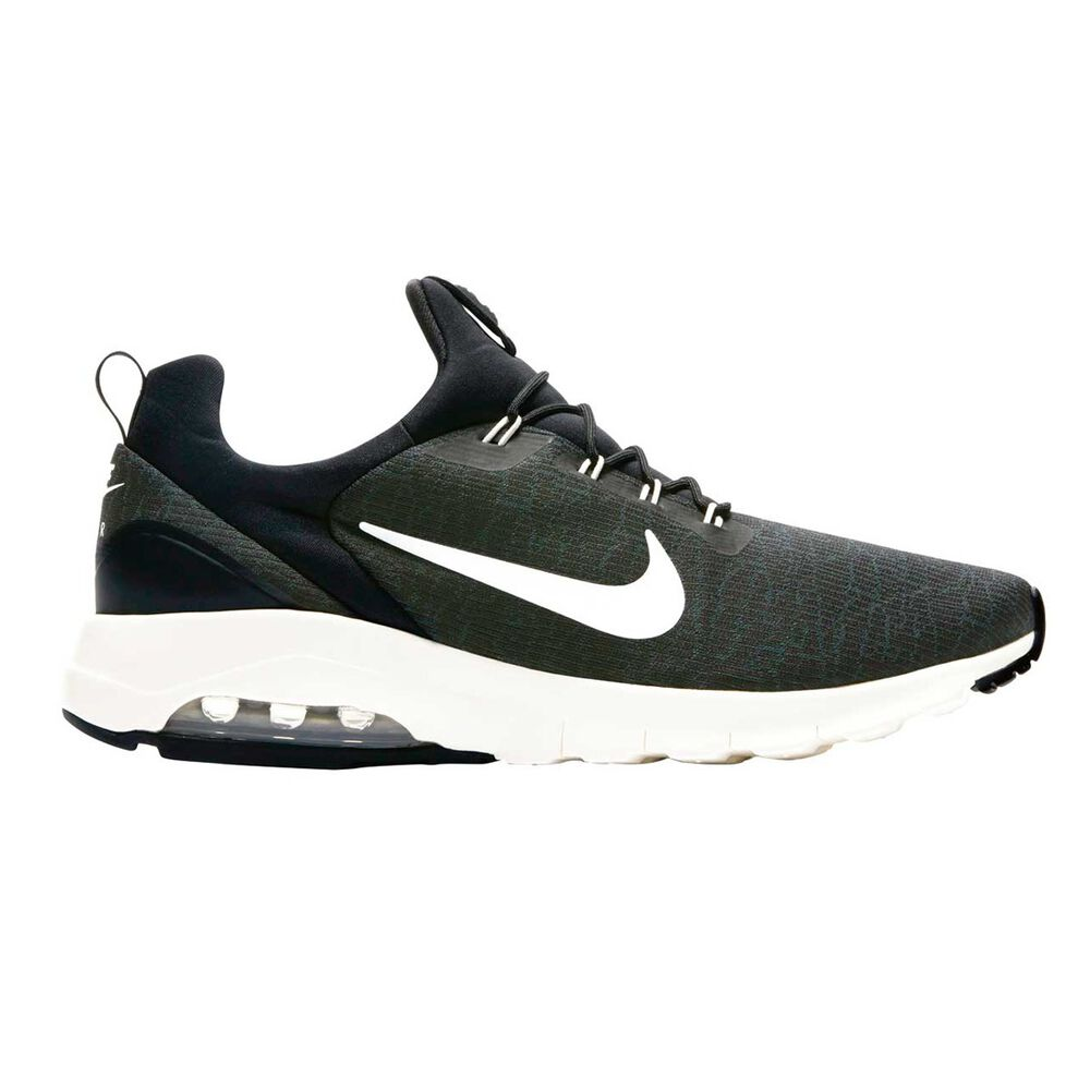 8adbb8ffea Nike Air Max Motion Racer Mens Casual Shoes Black US 10, Black, rebel_hi-