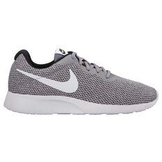 Nike Tanjun Mens Casual Shoes Grey / White US 7, Grey / White, rebel_hi-res