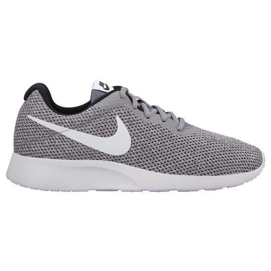 Nike Tanjun Mens Casual Shoes, Grey / White, rebel_hi-res