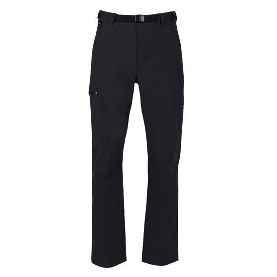 Macpac Mens Trekker Pants, Black, rebel_hi-res