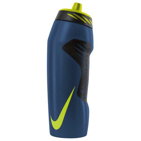Nike Hyperfuel 946ml Water Bottle Black / Volt, , rebel_hi-res