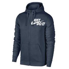Nike Mens Sportswear Hoodie Blue S, Blue, rebel_hi-res