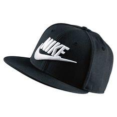 fc943ac533de5d Nike True Graphic Futura Flat Brim Hat Black OSFA, , rebel_hi-res