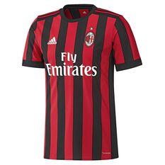 AC Milan 2018 Mens Home Jersey, , rebel_hi-res