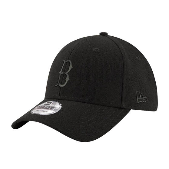 Boston Red Sox New Era 9FORTY Core Cap Black, , rebel_hi-res