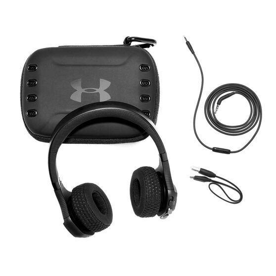 Under Armour Train Wireless Training Headphones, , rebel_hi-res
