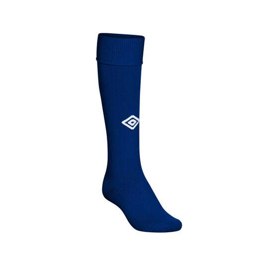 Umbro Mens League Socks Blue US 10 - 13, Blue, rebel_hi-res