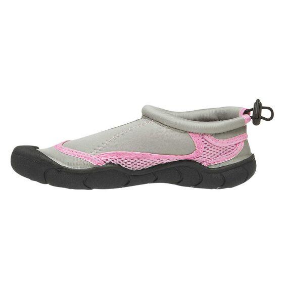 Tahwalhi Junior Aqua Shoes, Pink, rebel_hi-res