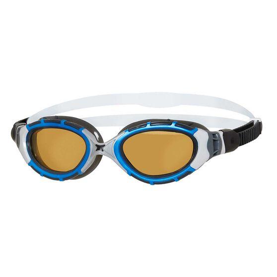 Zoggs Predator Flex Polarised Goggles, , rebel_hi-res
