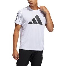 adidas Mens FreeLift Training Tee, , rebel_hi-res