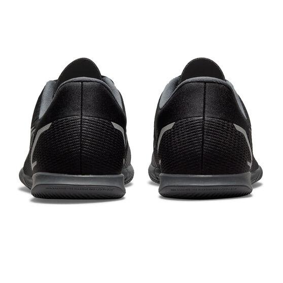 Nike Mercurial Vapor 14 Club Kids Indoor Soccer Shoes, Black/Grey, rebel_hi-res