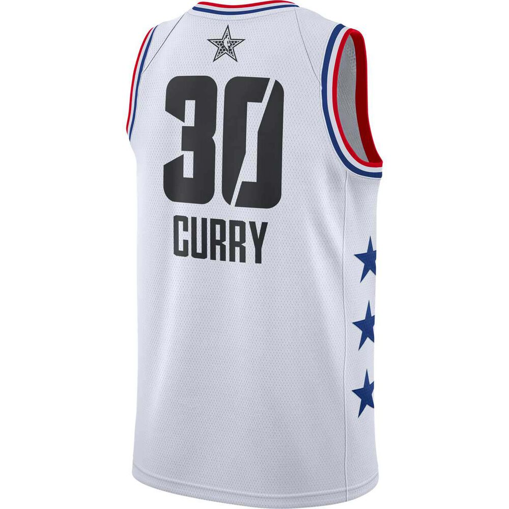 competitive price adaff c7e33 Nike Men's Golden State Warriors Stephen Curry 2019 Swingman Jersey