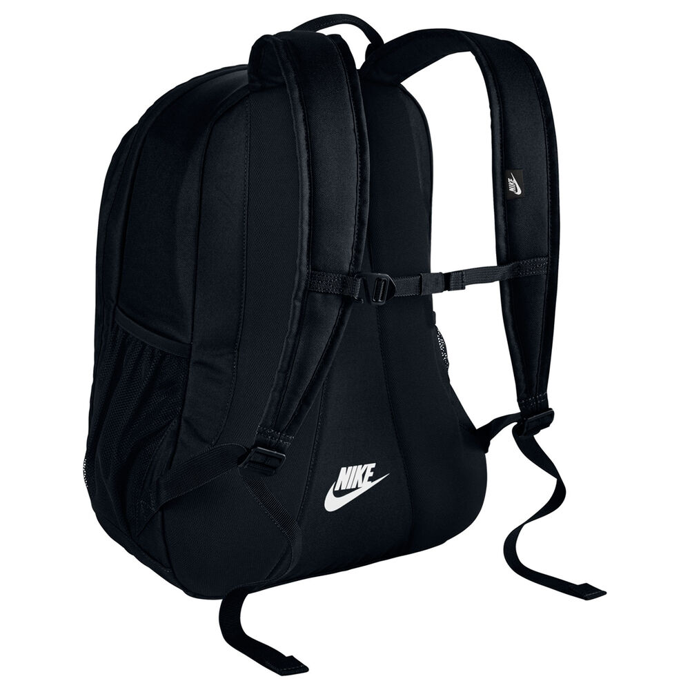 fe93e68339ce6 Nike Hayward Futura Backpack 2.0 Black   White