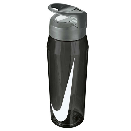Nike Hypercharge 946ml Water Bottle Black, Black, rebel_hi-res