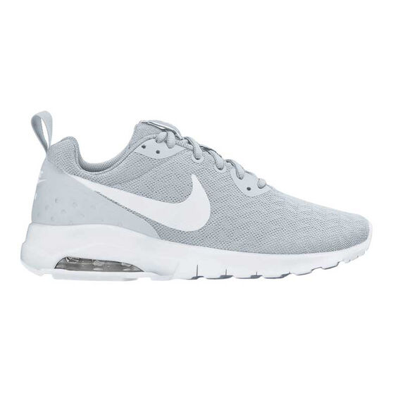 low cost cf0e3 68c91 Nike Air Max Motion Womens Casual Shoes Grey   White US 6, Grey   White