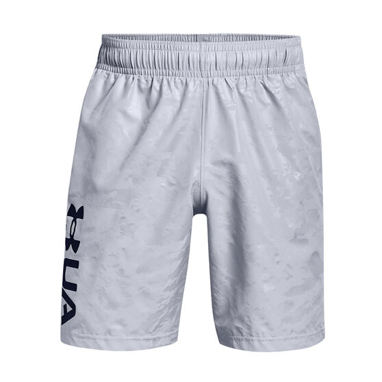 Under Armour Mens Woven Embossed Shorts, , rebel_hi-res