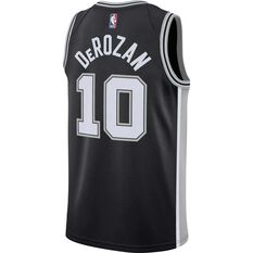 Nike Men's San Antonio Spurs DeMar DeRozan 2019 Swingman Jersey, , rebel_hi-res