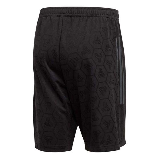 adidas Mens TAN Training Shorts Black M, Black, rebel_hi-res