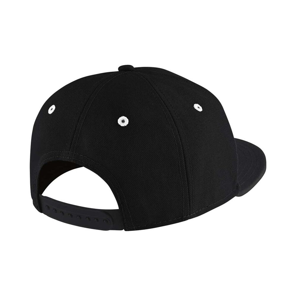 319a69ef Nike Boys Futura True Snapback Hat Black / White OSFA, , rebel_hi-res