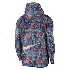 363e538ab13c97 ... Nike Mens Sportswear Windrunner Jacket Dark Indigo S