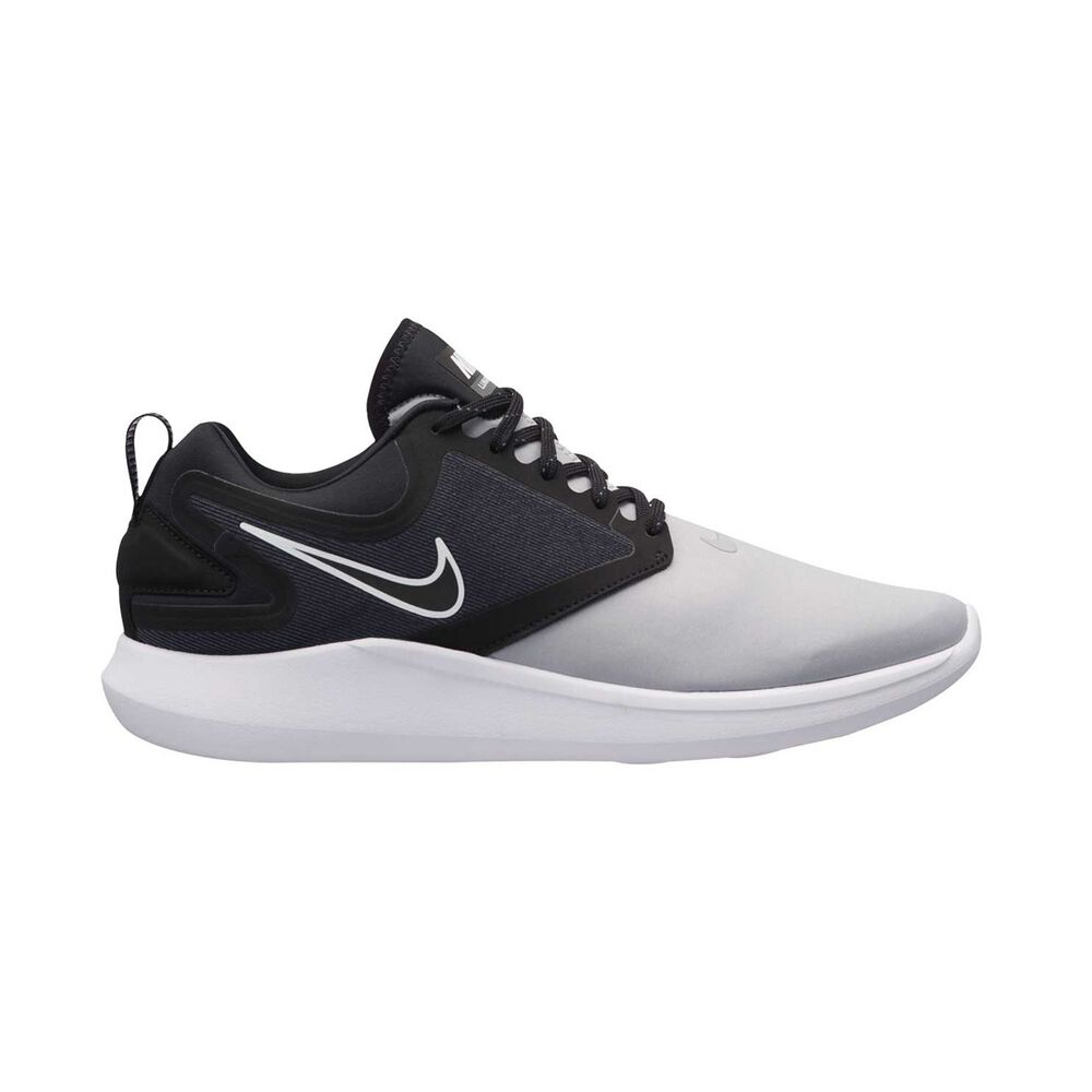 7702bc9429f5 Nike LunarSolo Mens Running Shoes Black   Grey US 9