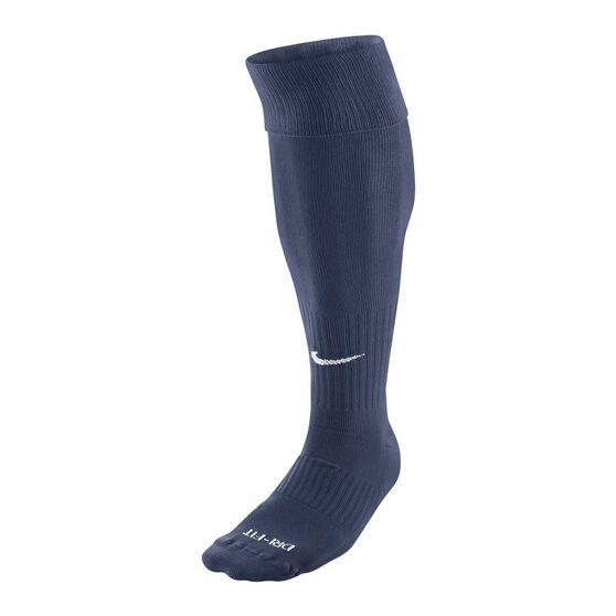 Nike Dri FIT Classic Football Socks, Navy / White, rebel_hi-res