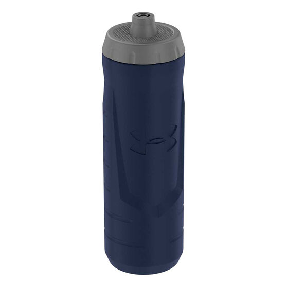 Under Armour Sideline Squeezable 946ml Water Bottle Acad, Acad, rebel_hi-res