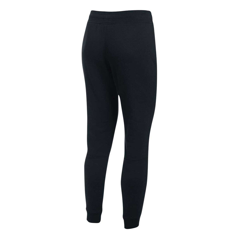 39e0a7ed8930 Under Armour Womens Favourite Fleece Pants Black   Charcoal XS Adult ...