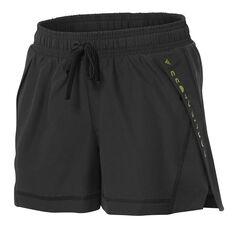 adidas Womens Karlie Kloss Run Shorts Black S, Black, rebel_hi-res