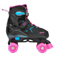 Goldcross GXC195 Roller Skates Black / Pink US 12-2, Black / Pink, rebel_hi-res
