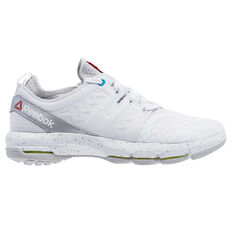 Reebok CloudRide DMX Womens Walking Shoes White / Grey US 6, White / Grey, rebel_hi-res