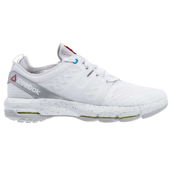 d96afe5272 Reebok CloudRide DMX Womens Walking Shoes White / Grey US 8.5