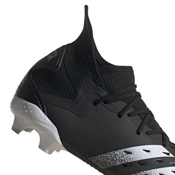 adidas Predator Freak .2 Football Boots, Black, rebel_hi-res