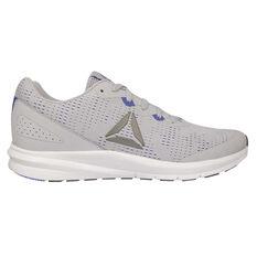Reebok Runner 3.0 Mens Running Shoes, Grey / Blue, rebel_hi-res