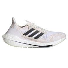adidas Ultraboost 21 Primeblue Womens Running Shoes Black US 6, Black, rebel_hi-res