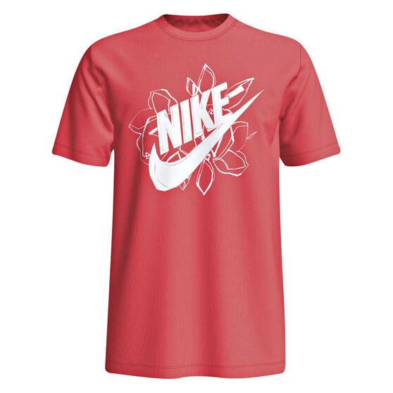 Nike Mens Sportswear Tee, Red, rebel_hi-res