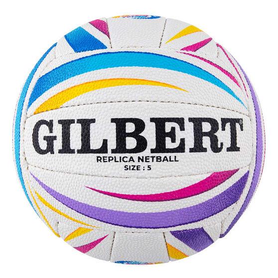 Gilbert 2019 World Cup Replica Netball, , rebel_hi-res
