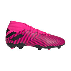 adidas Nemeziz 19.3 Kids Football Boots Pink / Black US 11, Pink / Black, rebel_hi-res