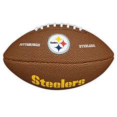 Wilson NFL Mini Pittsburgh Steelers Supporter Ball, , rebel_hi-res