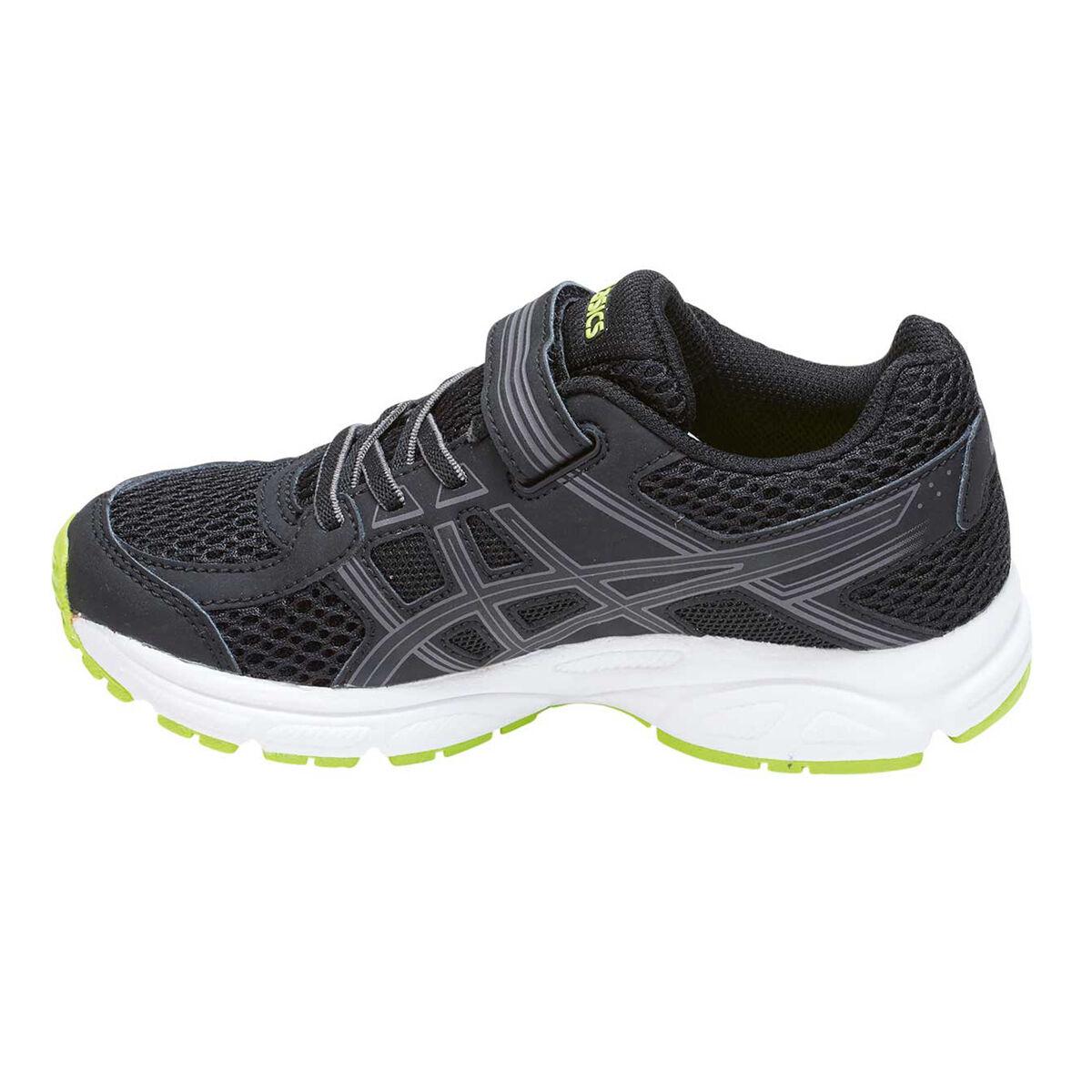 Chaussures US Noir de course Asics Gel Contend 4 Vert Junior Boys Noir/ Vert US 13 51c1c48 - alleyblooz.info