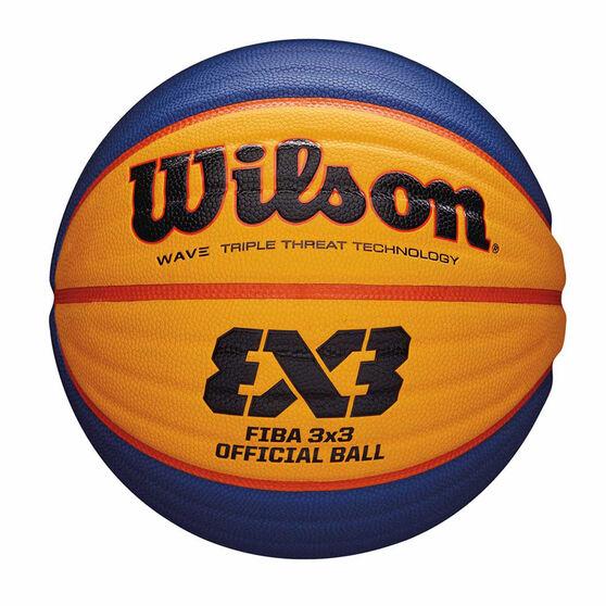 Wilson FIBA 3x3 Game Basketball, , rebel_hi-res