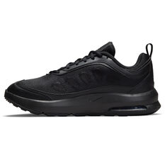 Nike Air Max AP Mens Casual Shoes Black US 6, Black, rebel_hi-res