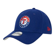 Texas Rangers New Era 9FORTY Cap, , rebel_hi-res