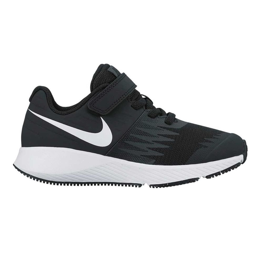 253bac82265a Nike Star Runner Boys Running Shoes Black US 11