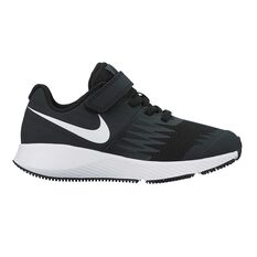 Nike Star Runner Boys Running Shoes Black US 11, Black, rebel_hi-res