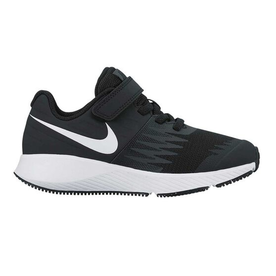 wholesale dealer 539f2 e4bc6 Nike Star Runner Boys Running Shoes Black US 11, Black, rebel hi-res