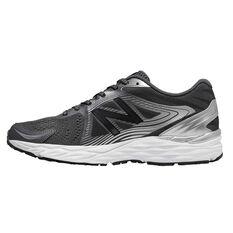 New Balance 680 v4 Mens Running Shoes Dark Grey US 7, Dark Grey, rebel_hi-res