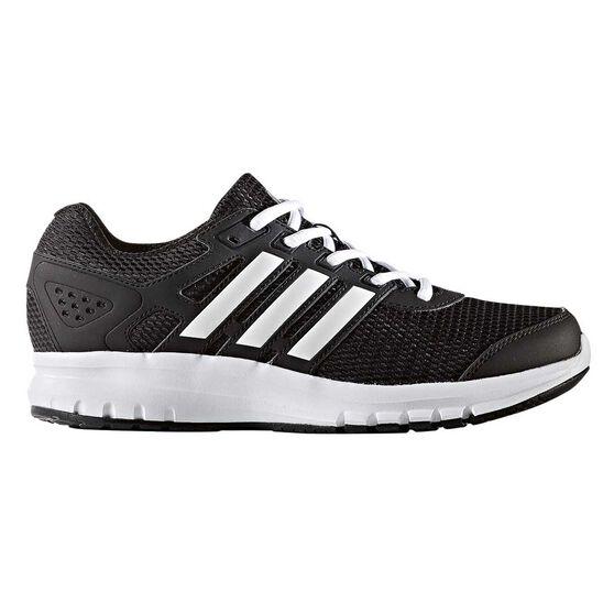 56fbbc521 adidas Duramo Lite Womens Running Shoes Black   White US 9